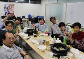 2014/11/05 鍋パーティー 1