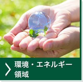 環境・エネルギー領域