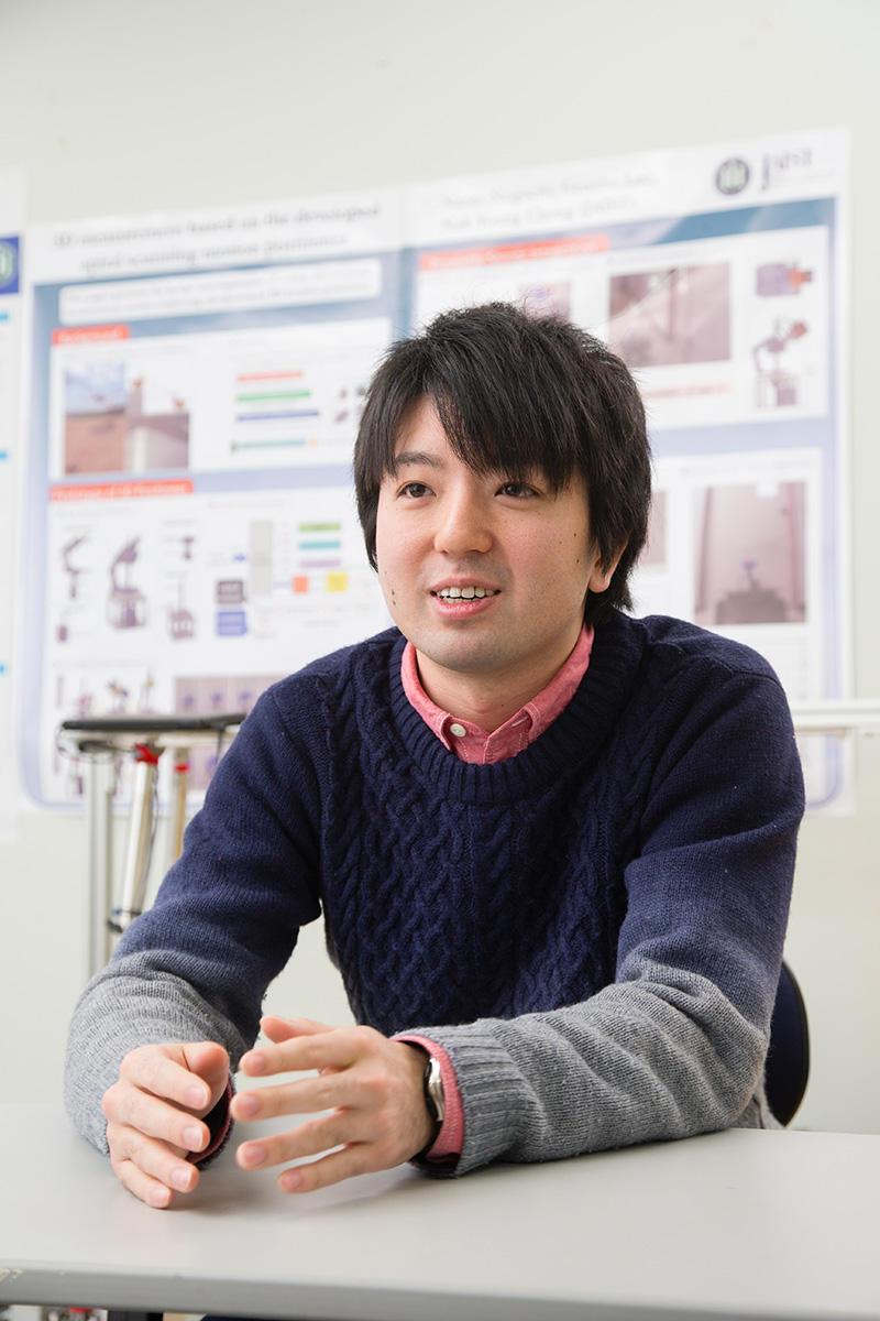 大和田知宏 情報科学研究科
