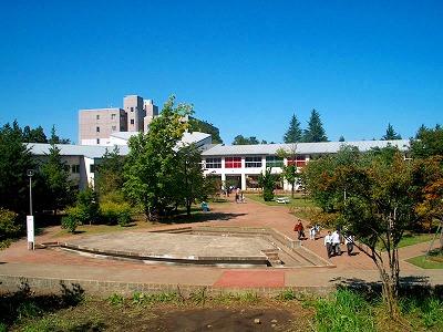 青森大学画像