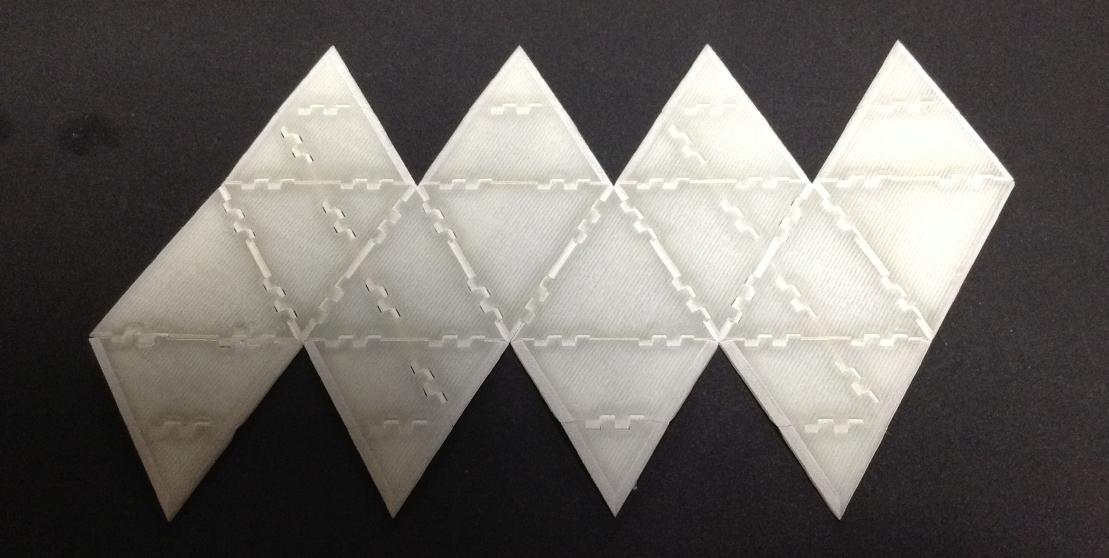 すべての折り紙 折り紙 多面体 : 折り紙とパズルと多面体の ...